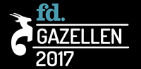Logo Gazellen 2017 website
